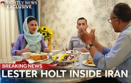 لستر هولت، خبرنگاری که ایران را به هم ریخت