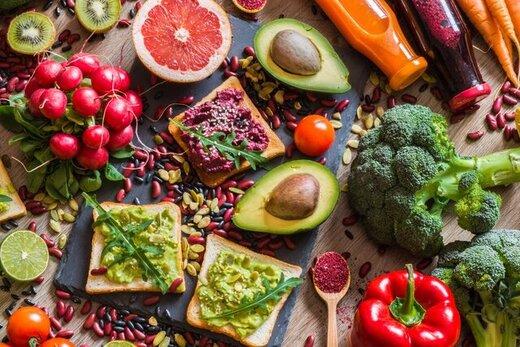 تاثیر خطرناک رژیمهای کاملا گیاهی بر سلامت مغز
