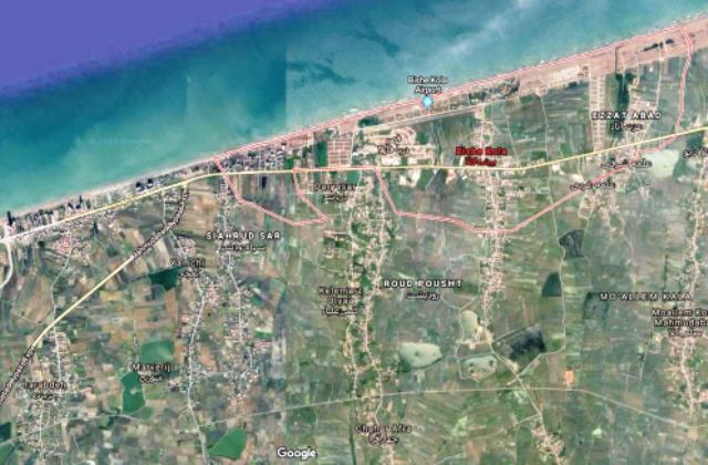 دو کشته برای ۶هزار متر زمین ساحلی در محمودآباد