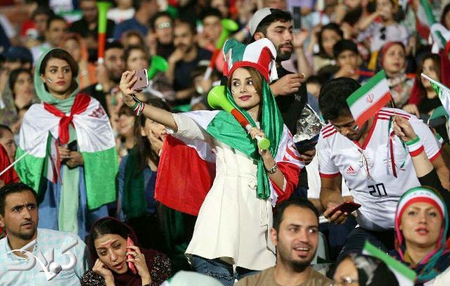 آیا فیفا دلش برای زنان ایرانی سوخته؟