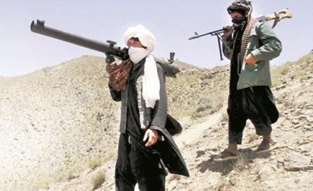 پیشروی طالبان در شمال افغانستان