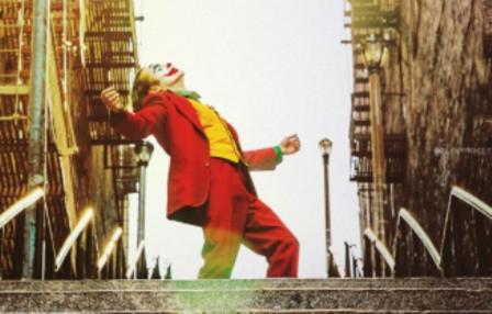 توفان فیلم جوکر در ونیز