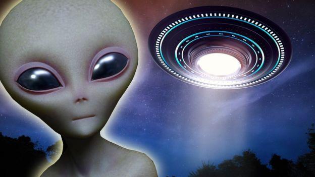 یک سوم مردم آمریکا : موجودات فضایی از زمین ملاقات کردهاند