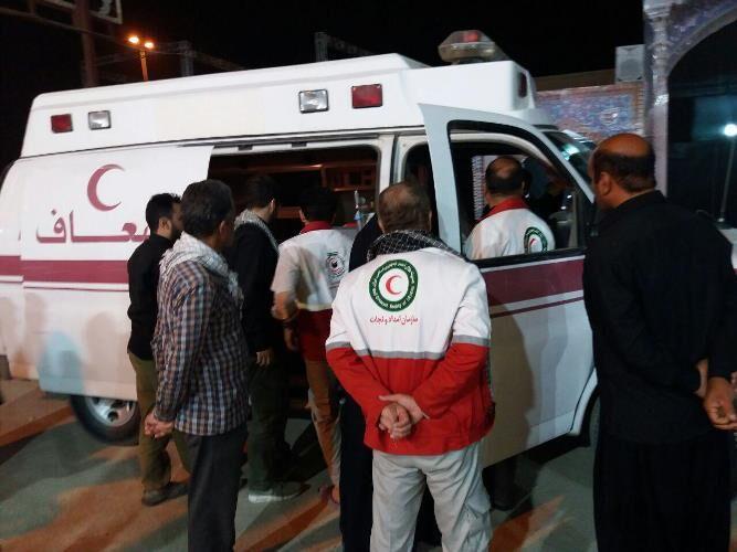 هیچ زائر ایرانی در حادثه کربلا آسیب ندیده است