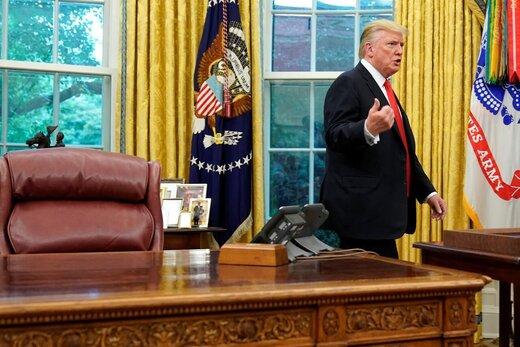 ترامپ: به دنبال توافق با ایران هستیم