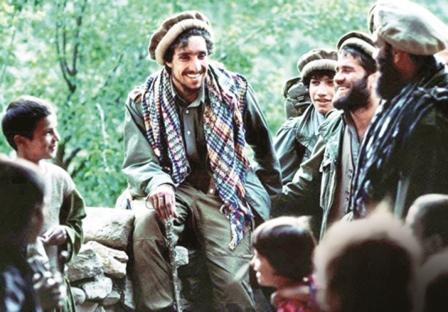 بهیاد شاه مسعود بزرگ، مبارز فرهیخته افغانستان