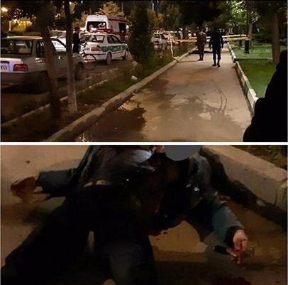 قتل هولناک مرد اردبیلی در مقابل دانشگاه