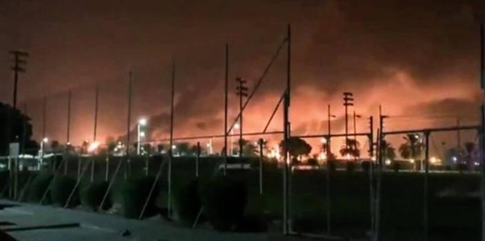 اختلال در تولید نفت عربستان در پی حملات پهپادی