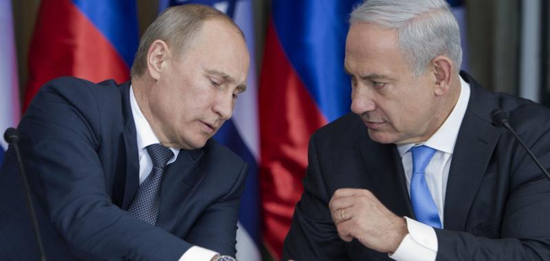 «پوتین» اسرائیل را با اس۴۰۰ تهدید کرد