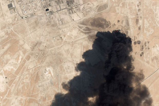 آمریکایی چگونه حمله آرامکو را به ایران ربط میدهد؟