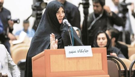 چند نکته از دادگاه شبنم نعمتزاده
