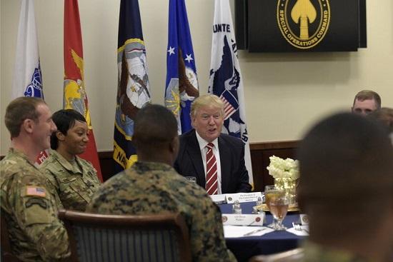 ترامپ با طرحِ حمله به ایران مخالفت کرد