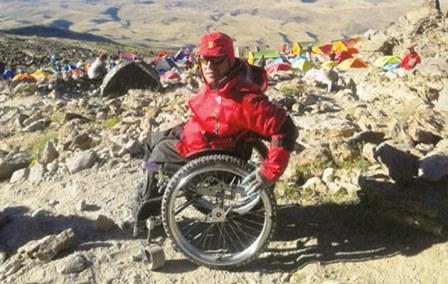 صعود به قله دماوند با ولیچر