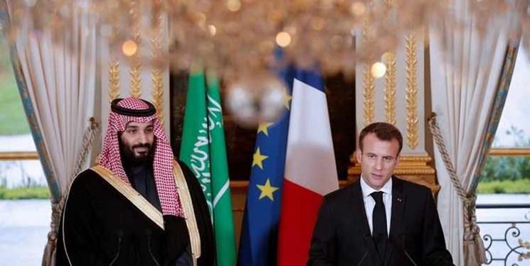فرانسه: درباره عامل حمله به تاسیسات نفتی سعودی قضاوت شتابزده نمیکنیم