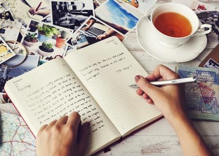 هوسهایی زودگذر مثل نوشتن خاطرات