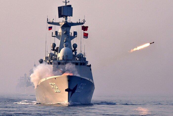 پیام رزمایش دریایی مشترک ایران و چین چیست؟
