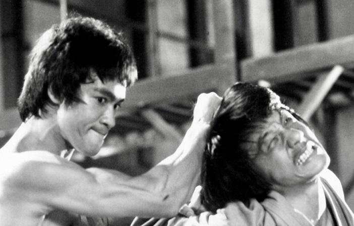 روایت کتکخوردن جکی چان از بروس لی