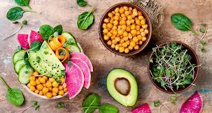 غذا بخورید، نه خیلی زیاد، بیشتر سبزیجات