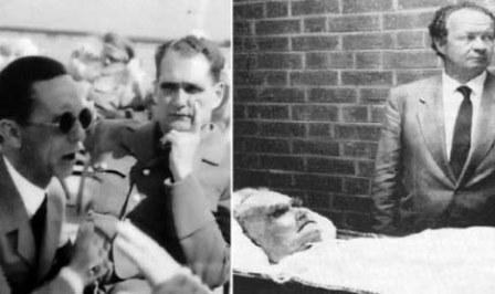عجیبترین سرنوشت برای دست راست هیتلر