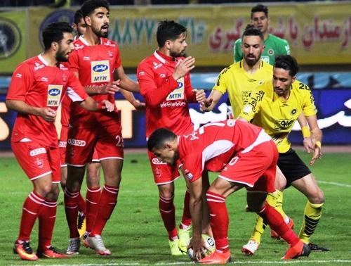 انتقامهای شخصی در تقابل دو تیم تهرانی با اصفهانی