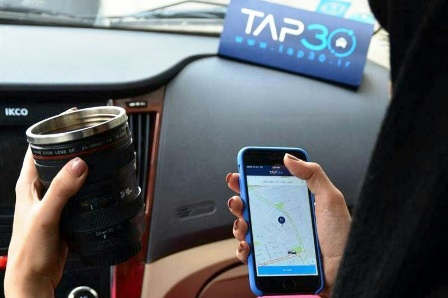 دود سیاه میان شهرداری و تاکسیهای اینترنتی