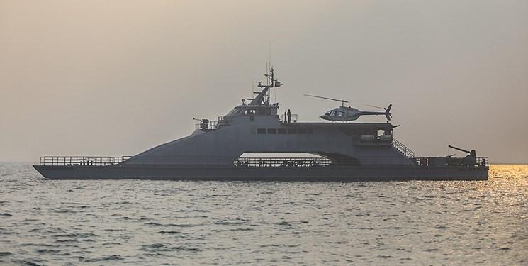 تسلیح شناور«شهید ناظری»توسط نیروی دریایی سپاه
