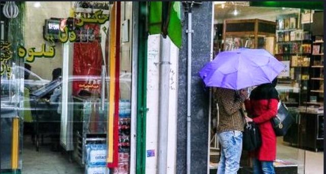 پیشبینی هوا تا شش فروردین؛ باران و کمی طوفان