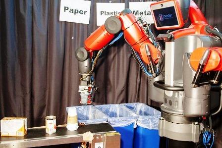 تفکیک زباله با کمک تکنولوژی