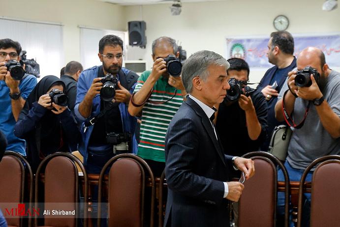 واکنش قاضی صلواتی به تقلبرساندن ایروانی در دادگاه