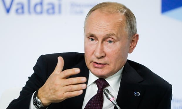 پوتین: همه باید به منافع ایران احترام بگذارند
