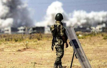 هدف ترکیه از حمله به شمال سوریه چیست؟