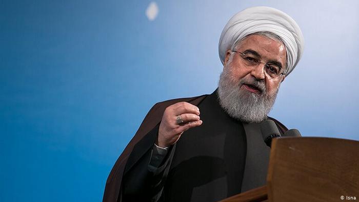 روحانی:آمادهام برای ملتم قربانی شوم