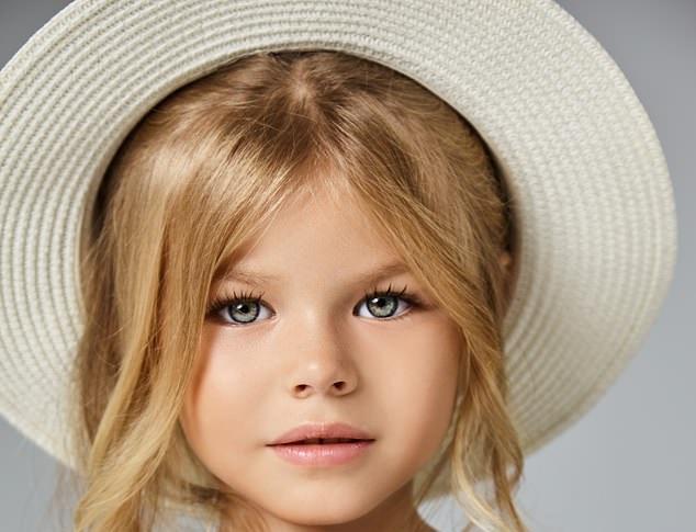 رونمایی از زیباترین کودک جهان