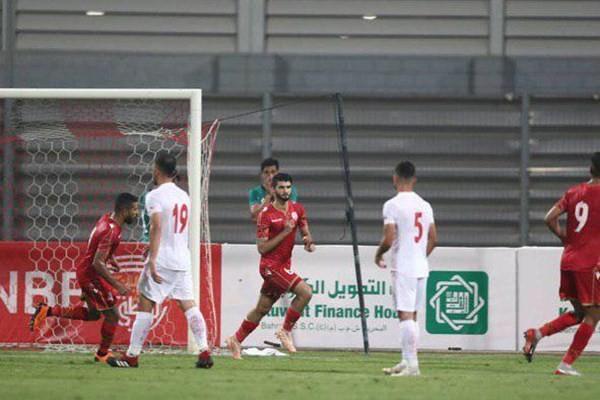 ذوقزدگی بحرینیها بابت پیروزی مقابل تیمملی ایران