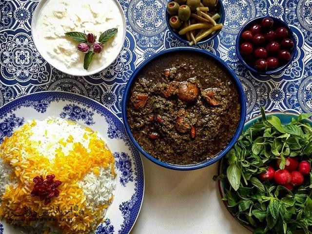 غذاهای محبوب ایرانی برای گردشگران خارجی