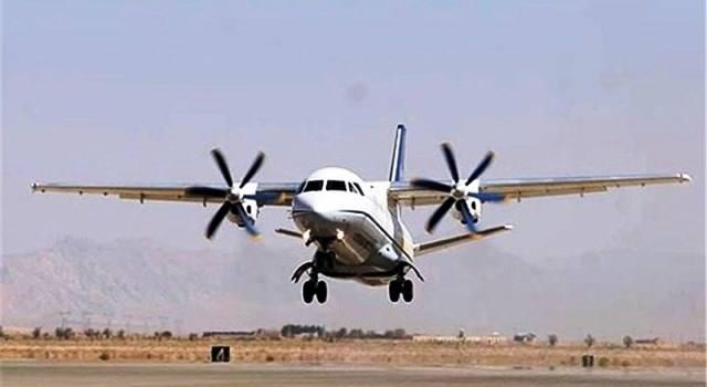مشکل هواپیماهای آنتونوف برای پریدن در آسمان ایران