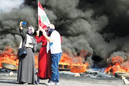 چرا تظاهرات در لبنان با همه جا فرق دارد؟
