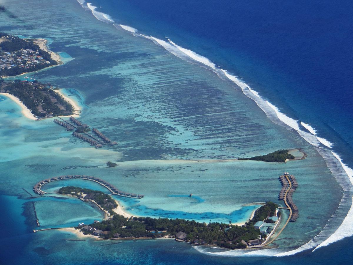 دلایل افزایش سطح دریاها