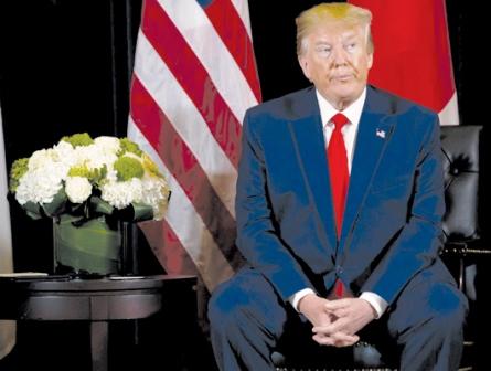 ترامپ با کارت سوخته البغدادی بازی میکند؟