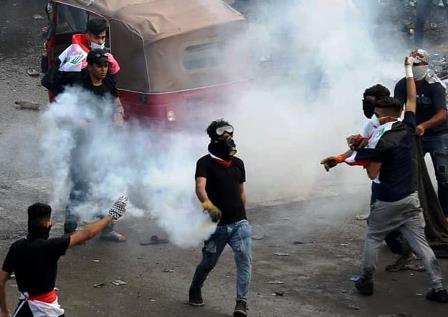 واکنش ایران به اعتراضات عراق چیست؟