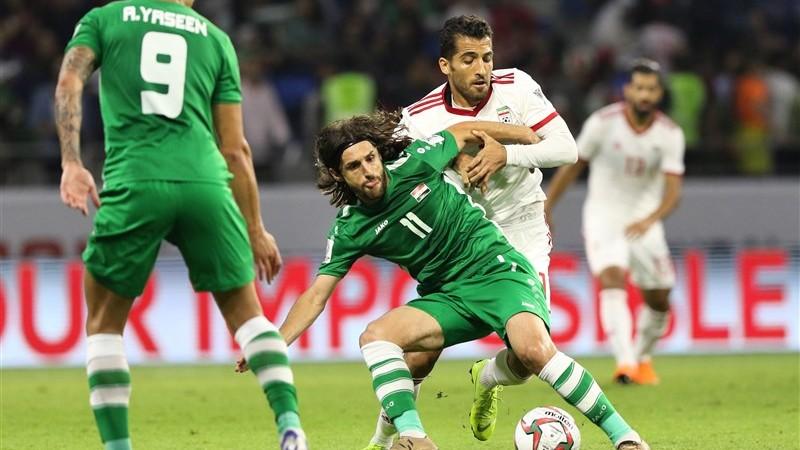 اردن؛ محل بازی عراق و ایران در انتخابی جام جهانی فوتبال