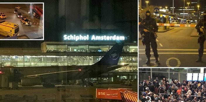 گروگانگیری در هواپیمای هلندی