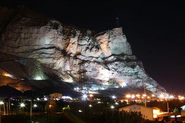 چه کسانی کوه صفه اصفهان را خوردند؟