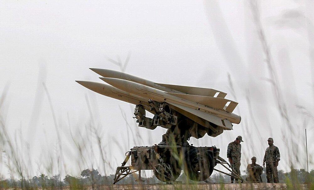 ارتش با این سامانه موشکی، پهپاد متجاوز را منهدم کرد