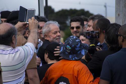 رییس جمهوری سابق برزیل از زندان آزاد شد
