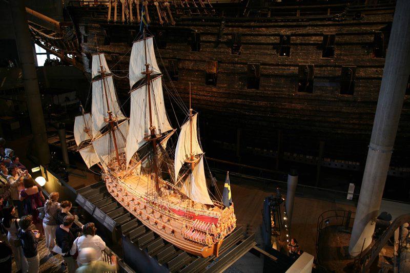 بقایای یک کشتی متعلق به قرن هفدهم کشف شد
