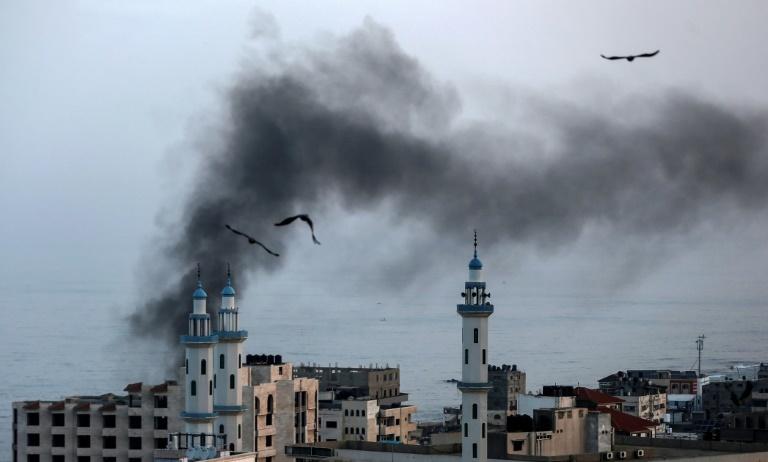 آتشبس بین جهاد اسلامی و اسرائیل