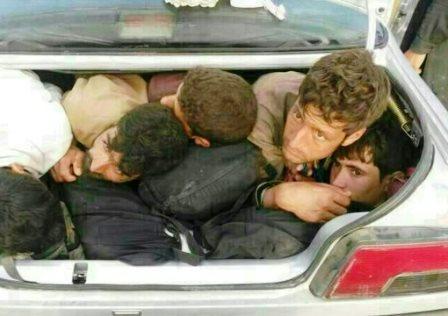 داستان تلخ قاچاق افغانستانیها از ایران به ترکیه