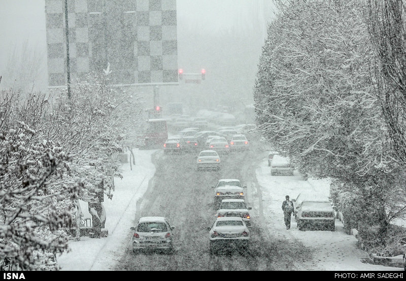 پیشبینی کاهش هشت تا ۲۰درجهای دمای هوا در کشور
