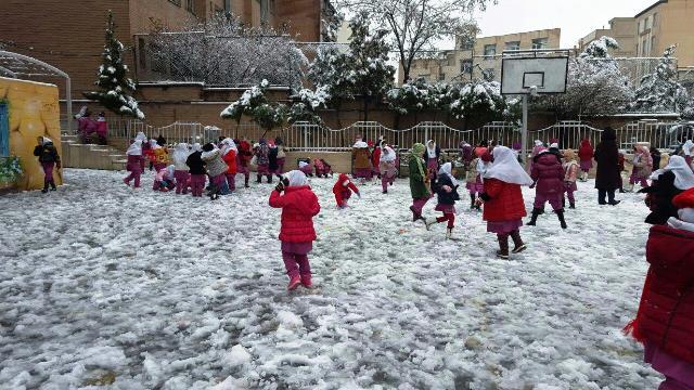 تعطیلی شیفت عصر مدارس در برخی مناطق تهران
